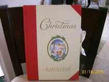 Christmas photo album in Fort Knox, Kentucky