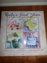 Baby's First calendar in Bolingbrook, Illinois