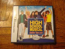 High School Musical DS Game in Glendale Heights, Illinois