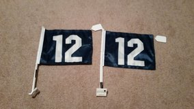 "*****  SEATTLE SEAHAWKS ""12th Man"" 12x18 Car Flag ***** (NEW) in Tacoma, Washington"