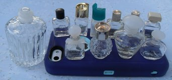 SALE Vintage Miniature Perfume Bottle Collection Family Piece in Kingwood, Texas