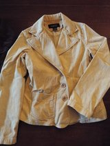Wheat Color Corduroy Jacket (Cute for fall!) in Camp Lejeune, North Carolina