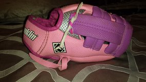 Little GIRLS PINK Youth Franklin Ready To Play 2000 - RTP 9.5 Teeball Baseball Glove (T=26) in Fort Campbell, Kentucky