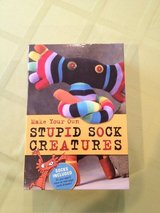 NIB Sock Creatures Craft in Fort Campbell, Kentucky