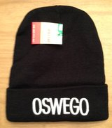 New Black Oswego Skull Cap / Winter Hat in Oswego, Illinois