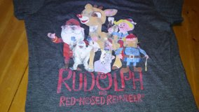 Rudolph t-shirt/Christmas in Kingwood, Texas