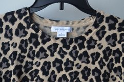 Animal Print Women's top -Liz Claiborne sz L NWT in Aurora, Illinois