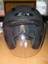 ~MOTORCYCLE HELMET with FULL SHIELD~  Z1R in Camp Lejeune, North Carolina
