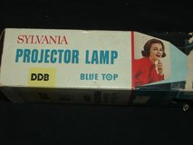 Sylvania DDB Blue Top Movie Projector Lamp NIP in Lockport, Illinois