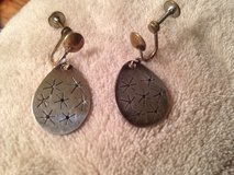 Vintage Screw Back Earrings in Bolingbrook, Illinois