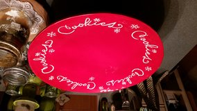 Hallmark Extra Large Cookie Plate in Chicago, Illinois