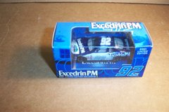 2001 EXCEDRIN PM # 92  JIMMIE JOHNSON NASCAR COLLECTIBLE CAR in Yorkville, Illinois