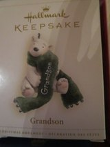 Hallmark Keepsake Grandson in Ramstein, Germany