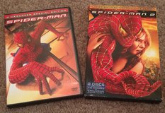Spider man 1 & 2 in Perry, Georgia