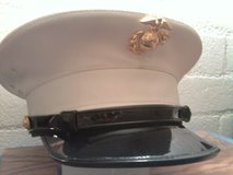 Marine Dress Cap in Yucca Valley, California
