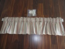 Custom Made window Valance with hanging rod  & Brackets in Alamogordo, New Mexico