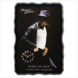"""Michael Jackson """" King Of Pop! """" - Wall Clock - Battery Operated in Fort Lewis, Washington"""