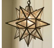 Pottery Barn Olivia Star Pendant in Vacaville, California