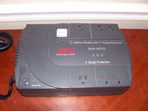 APC Battery Back-up UPS and Surge Protector in Oswego, Illinois