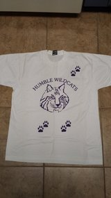 Humble Wildcats T-Shirt in Houston, Texas