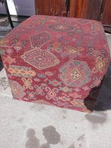 Tapestry Multi Colored Stool in Clarksville, Tennessee