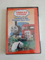 New, still in wrapper Thomas & His Friends Help Out DVD in Bolingbrook, Illinois