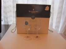 Waterford Crystal set of two Connoisseur Gold Collection Port/Cognac in Kingwood, Texas