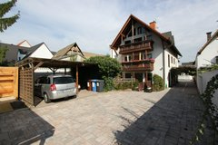 Calm Apartment with AC for rent, 109 qm plus basement, carport and garden in Wiesbaden, GE