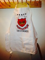 Army engineer apron- brand new in Fort Lewis, Washington