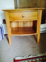 Night stands and matching  king size bed offered seperately in Fort Lewis, Washington