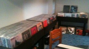 I buy vinyl records/albums/lp's, CD's, cassettes and reel to reel tapes. in Naperville, Illinois