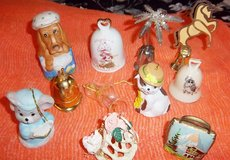 Lot of 10 Bells - Do you collect bells? in Alamogordo, New Mexico