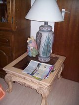 Shabby table- lampe/ sideboard-reduced in Ramstein, Germany