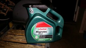 CASTROL MAGNATEC 10W-40 in Lakenheath, UK