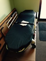 Stryker Stretcher Chair Stryker Advantage Model 5050 w/mattress-Pick-up Bridgeview,IL in Naperville, Illinois