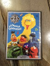 Sesame Street DVD music collector's edition in Clarksville, Tennessee