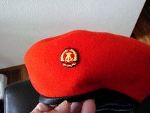East German Beret, Excellent Condition in Fort Lewis, Washington