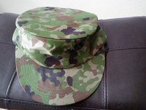Japanese Army Hat in Fort Lewis, Washington