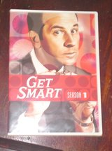 GET SMART - SEASON 1 ONLY 4 DVDS FACTORY WRAPPED AND SEALED in Camp Lejeune, North Carolina