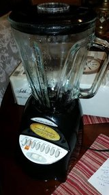 Black Glass Blender in Fort Campbell, Kentucky