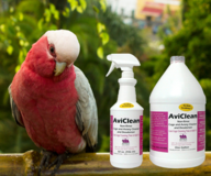 Bird Cage cleaner AviClean 32 oz. Spray in Spring, Texas
