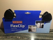 "Kensington Flex Clip Copyholder 9-3/4""x1-1/2""x1-3/4"" Black in Glendale Heights, Illinois"