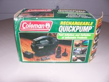 Coleman Quickpump in Naperville, Illinois