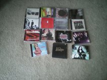 CDs  all types.  must buy at least  3  at  $  2.00. price in Quantico, Virginia