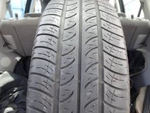 1- Used 225/60R17 Cooper CS4 Tour in Joliet, Illinois