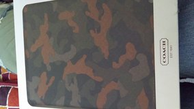 Coach camouflage Ipad Case new retail $128 in Fort Campbell, Kentucky