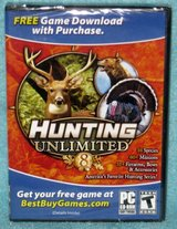 HUNTING UNLIMITED CD-ROM (Unopened/Still Sealed) in Elgin, Illinois