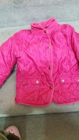 Pink Light Jacke in Fort Lewis, Washington