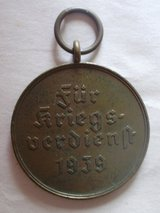 WWII German medal for bravery in Fort Campbell, Kentucky