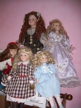 Porcellain Dolls in Ramstein, Germany